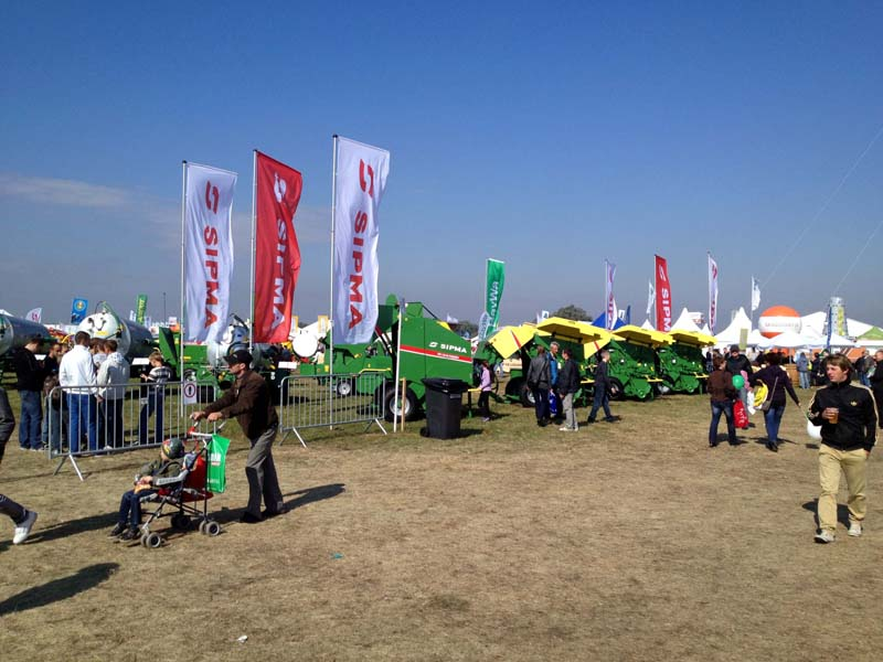 AgroShow Messe
