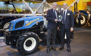 New Holland T3H