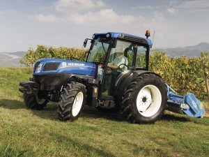 New Holland mit neuer Traktoren-Serie T4 Low Profile